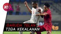 Dihajar UEA 5-0, Indonesia Jadi Juru Kunci Klasemen Tanpa Raih Poin