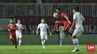 Timnas Indonesia U-23 Ditahan Imbang Taiwan di Babak Pertama