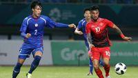 Timnas Indonesia U-23 Hajar Taiwan 4-0 di Asian Games 2018
