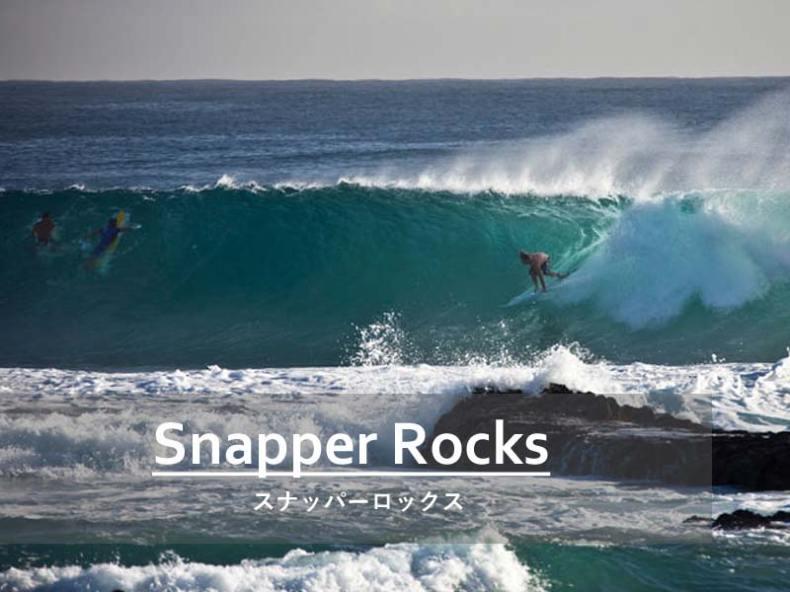 Snapper-Rocks