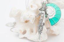 MermaidCollective pendant