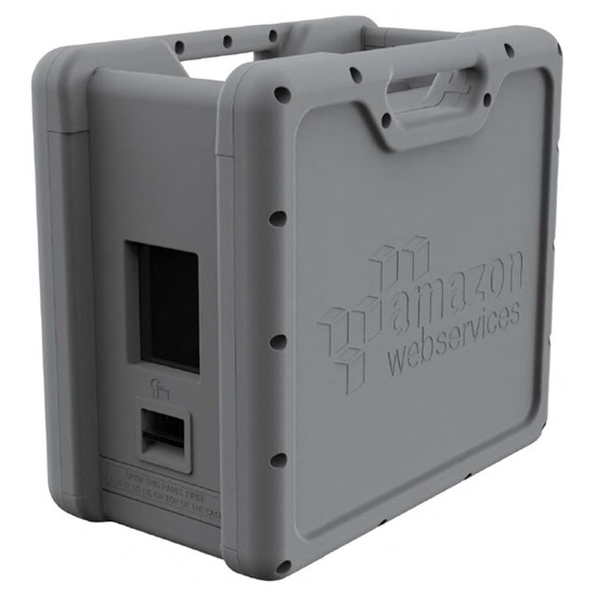 AWS Snowball Physical Device