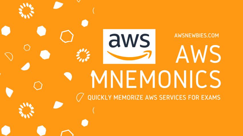 AWS Mnemonics
