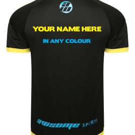 AWsome Sports Name Printing Service