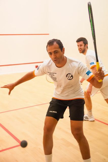 Squash Coaching Blog: The Importance Of A Good Length
