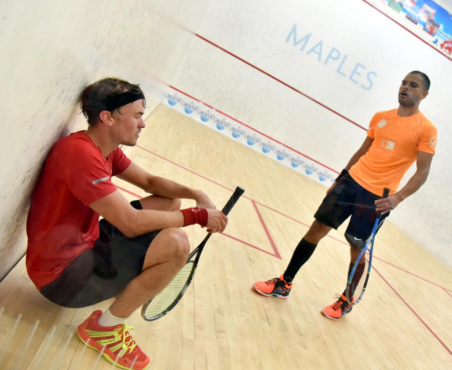 Squash Coaching Blog: Time Not Points