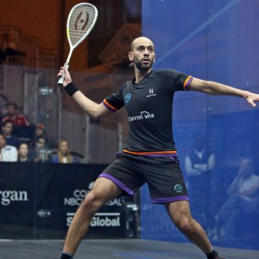 Squash Coaching Blog: Which Volley To Hit And When