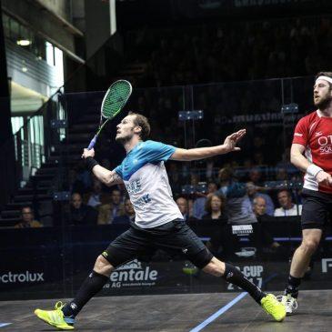 Squash Coaching Blog: Side to side