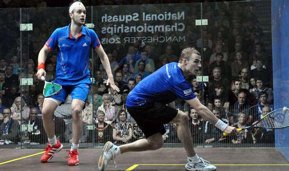 Squash zones - The middle third