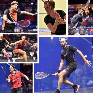 Squash Coaching Blog: Spread Your Fingers