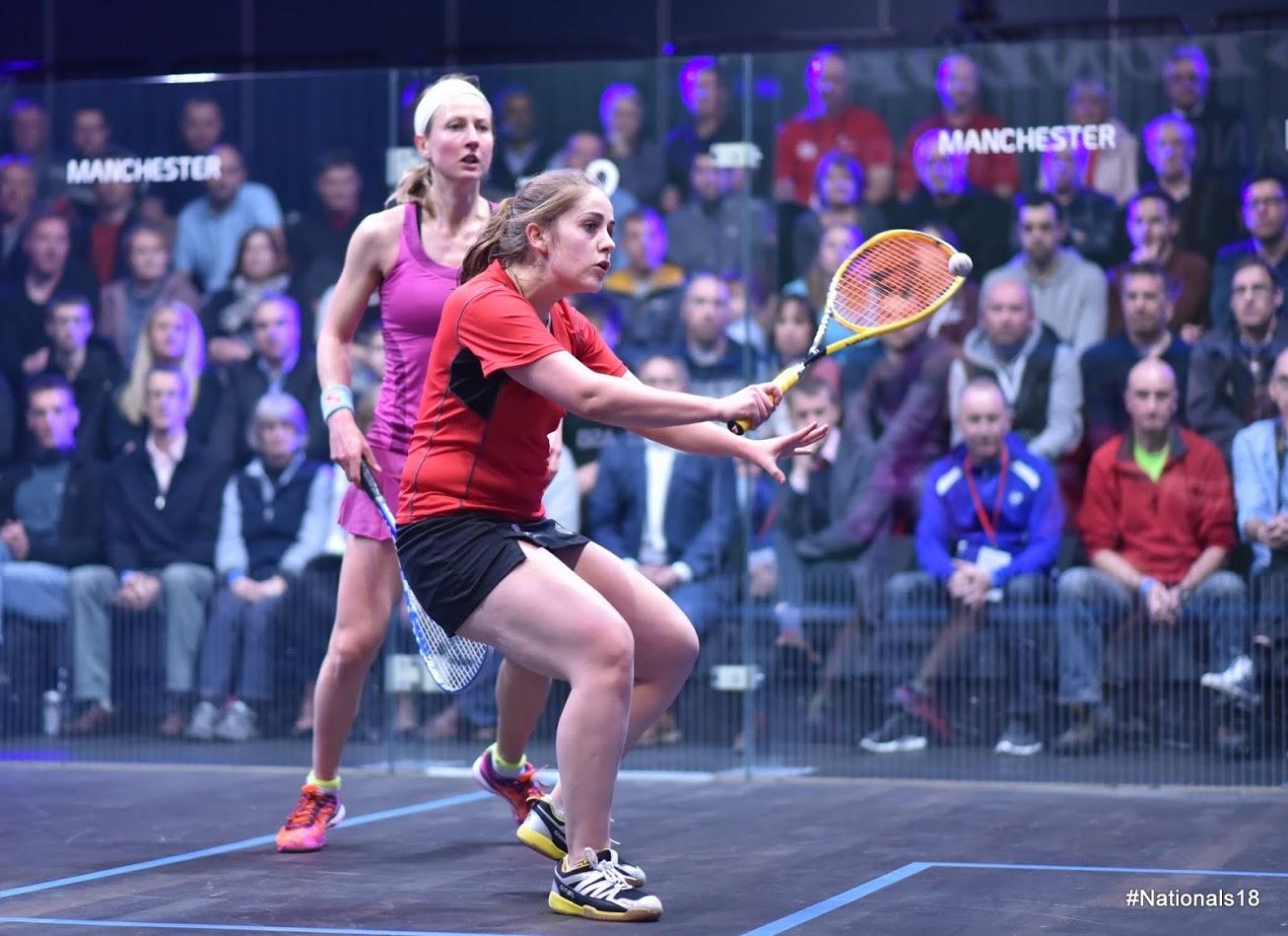 Squash Coaching Blog: Using a shot by not using it!