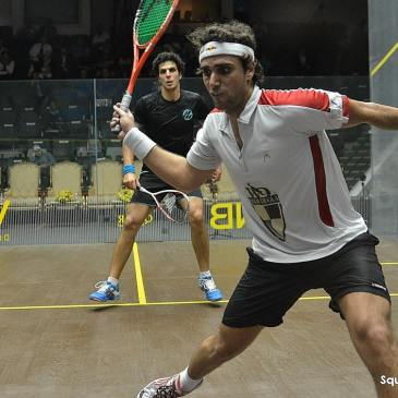 Squash Coaching Blog: The power drive.