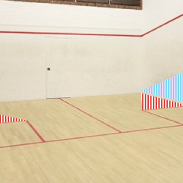 Squash Coaching Blog: Triangles