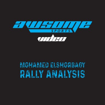 Video Squash Coaching Vlog: Mohamed ElShorbagy Rally Analysis
