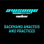 AWsome Sports backhand analysis