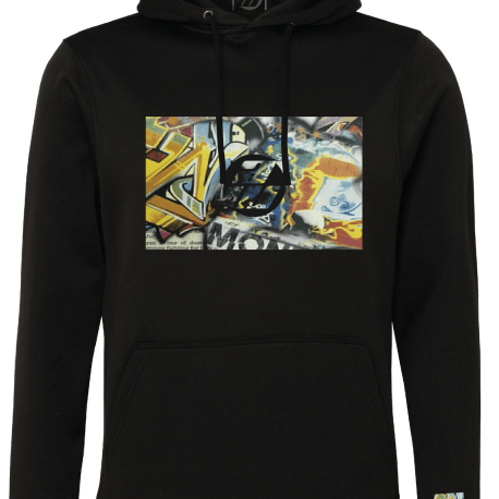 Graffiti Hoodie Limited Edition
