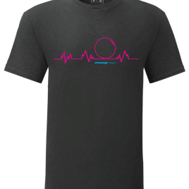 Pulse Ball T-Shirt Pink