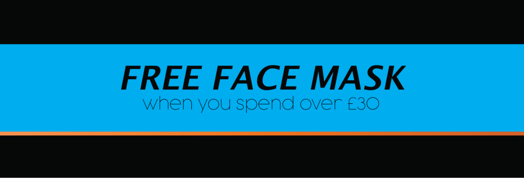 Free Face Mask Banner