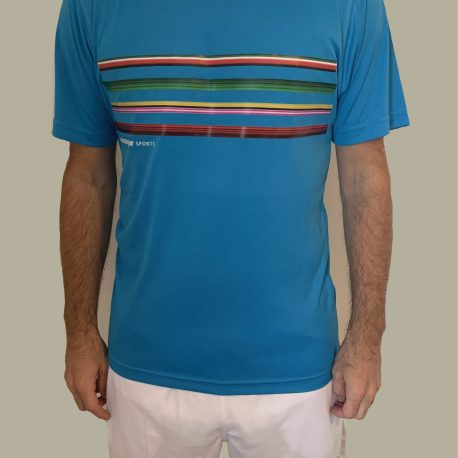 Retro Stripe T-Shirt and Shorts