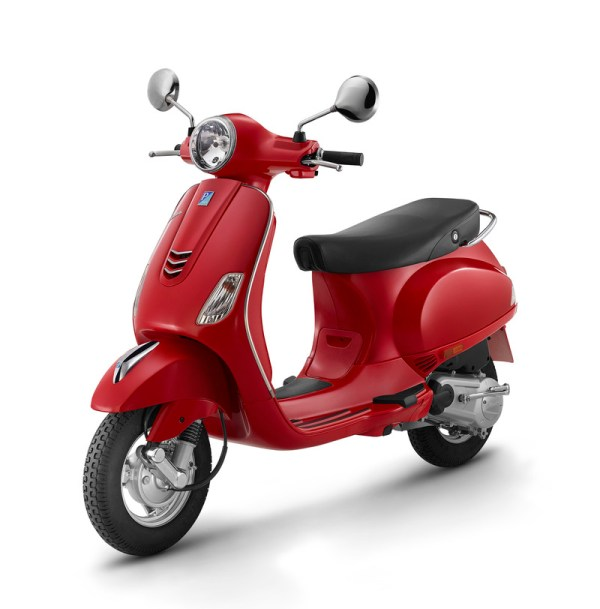 LX 125 Red