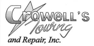 Crowell's Towing and Repair Logo