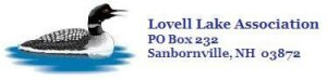 Lovell Lake Logo