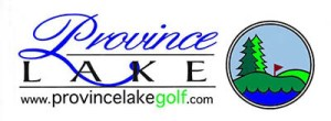 Province Lake Golf Course Logo