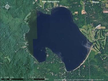 Province Lake Aerial