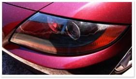 BMW Z4 修理前 2