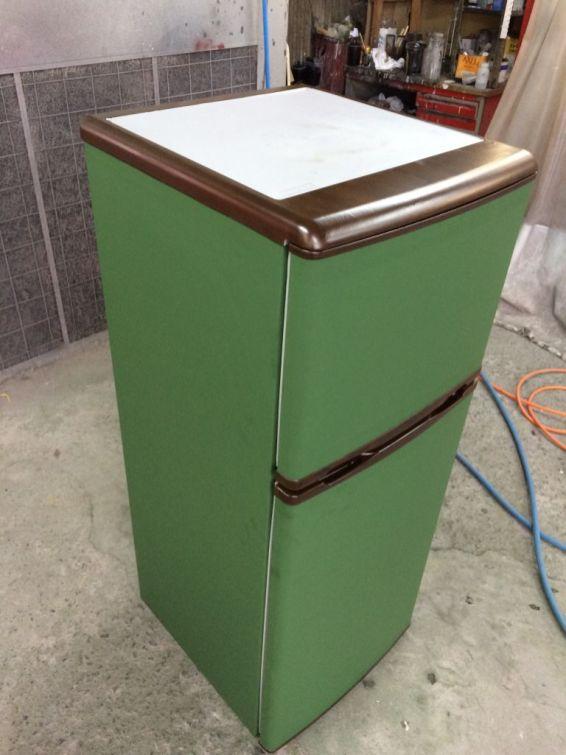 冷蔵庫黒板化3