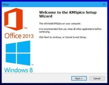 KMSPico activate Office Windows