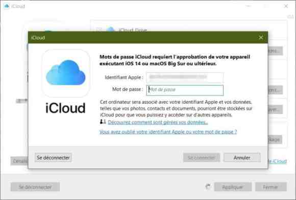 رمزهای عبور iCloud را در ویندوز همگام سازی کنید