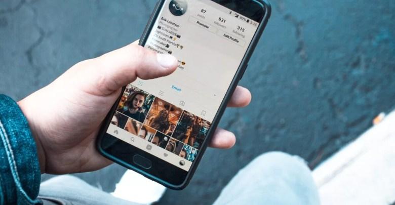 phone app Instagram