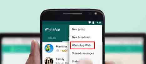 واتساب ويب - WhatsApp Web