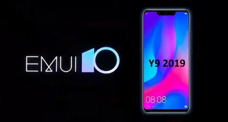 قم بتنزيل وتثبيت نظام أندرويد 10 على هواتف Huawei Y9 2019 تحديث Emui 10 النماذج المتوافقة Jkm Lx3 وjkm Al00 و Tl00 و Lx1 موقع الشبكة