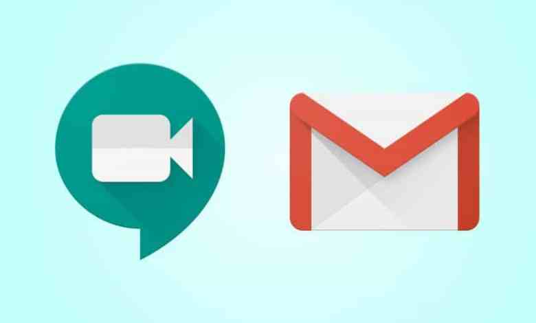 meet on gmail application