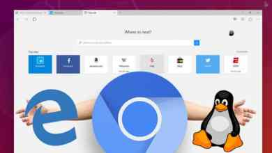 edge chromium linux