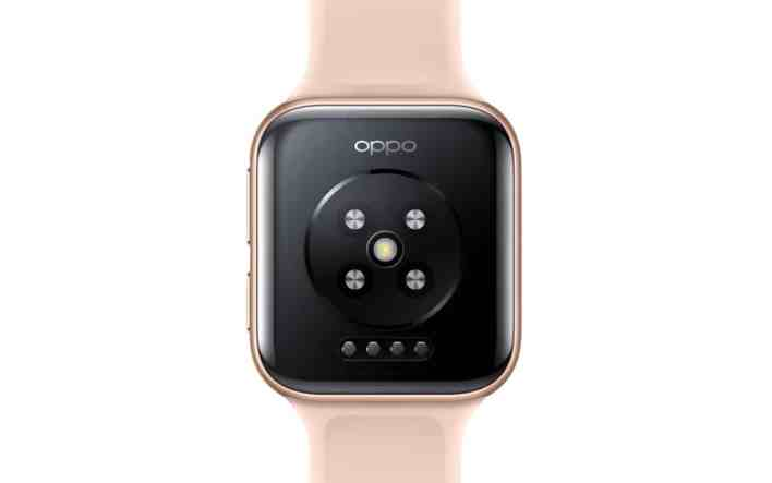 oppo watch officiel