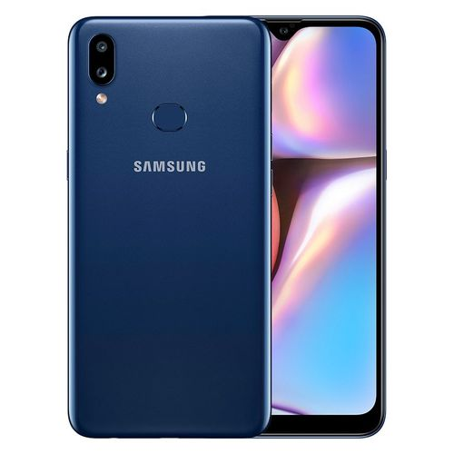 Galaxy A10s - 6.2-inch 32GB/2GB Dual SIM 4G Mobile Phone - Blue