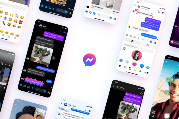messenger switch to instagram