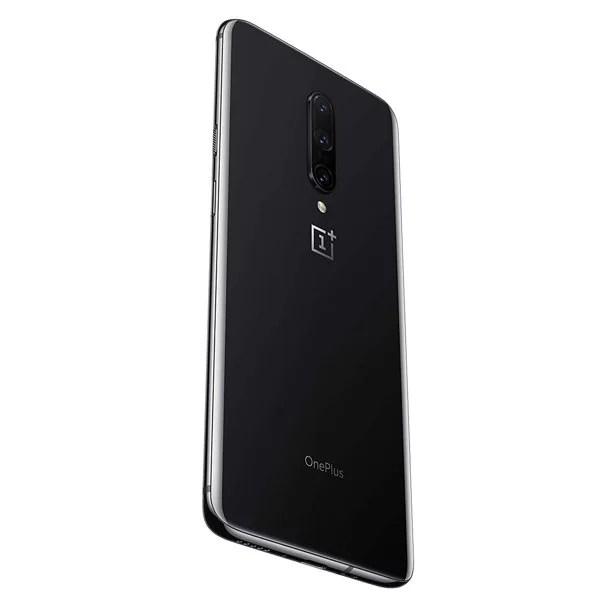 "New OnePlus 7 Pro 256GB Dual SIM GM1910 GSM Factory Unlocked 4G LTE 6.67"" Fluid AMOLED Display 8GB RAM Triple 48MP+8MP+16MP Camera Smartphone - Nebula Blue - International Version"