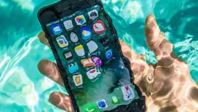 iphone apple resistance eau