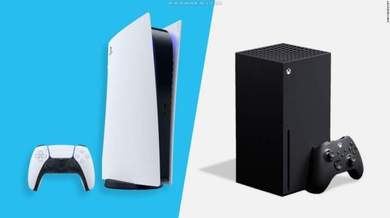 مقارنة PS ضد Xbox Series X
