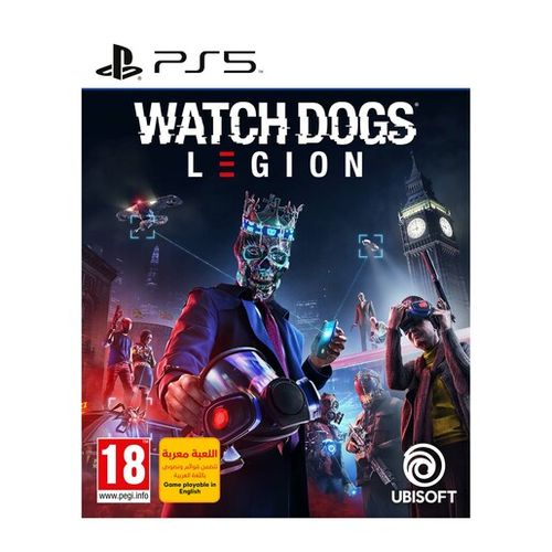 Watch Dogs Legion Arabic PS5
