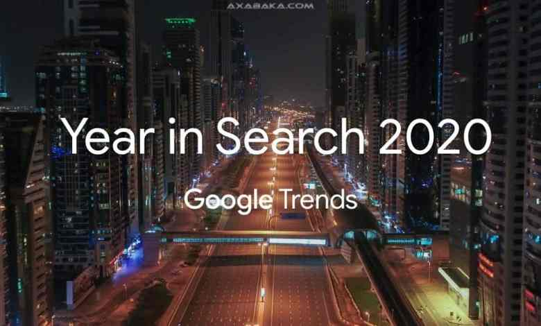 year in search google