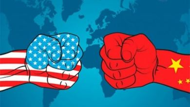 CHINE VS USA