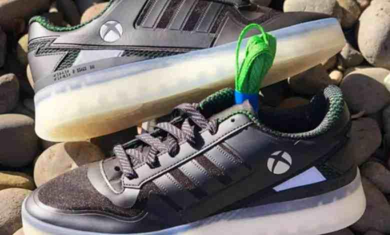 Xbox و Adidas برای راه اندازی کفش های ورزشی با آرم کنسول 1 همکاری کرده اند
