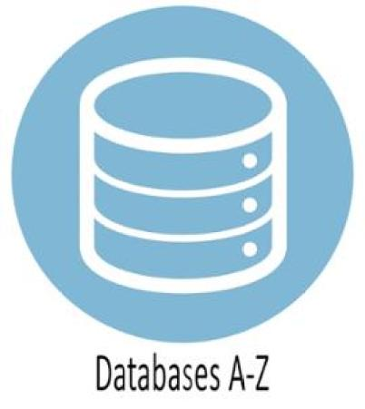 Databases A-Z icon