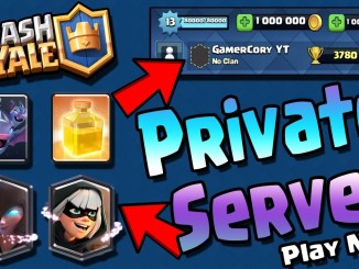 Clash Royale Private Servers working