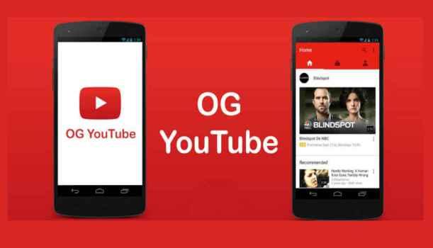 Mod YouTube App Apk
